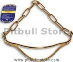 SHOW DOG COLLAR MADE OF BRASS for all breeds