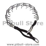 Nylon Quick-Release Training Pinch Collar for Pitbull