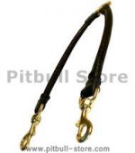 Double Dog Leash Coupler for two dogs-PItbull LEADS