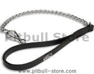 Chain Pitbull Dog Leash
