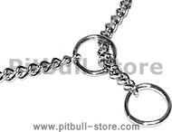 Chain Show Dog Choke Collar 1mm for Pitbull