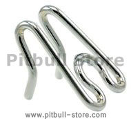 Extra Links for stainless steel rong Collar from 3.9mm/4mm Diam.