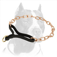 'Perfecto Control' Pitbull Martingale Dog Collar