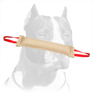 35% OFF!!! LIMITED OFFER!!! Pitbull Training Jute Tug for Developing Biting Skills