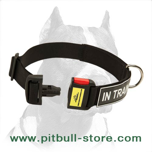 Easy adjustable Collar