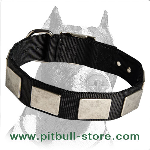 Multipurpose Dog Collar of extra strong Nylon