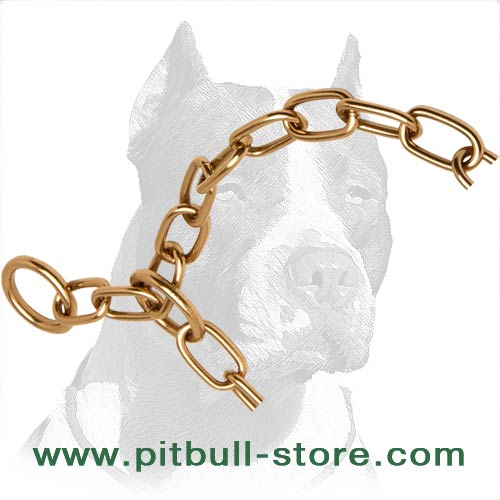 Curogan dog chain, rustproof