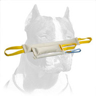 Pitbull Dog Set of 3 Tugs for Bite Training