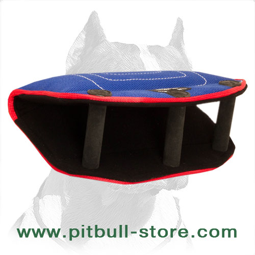 Strong bite builder for Pitbulls