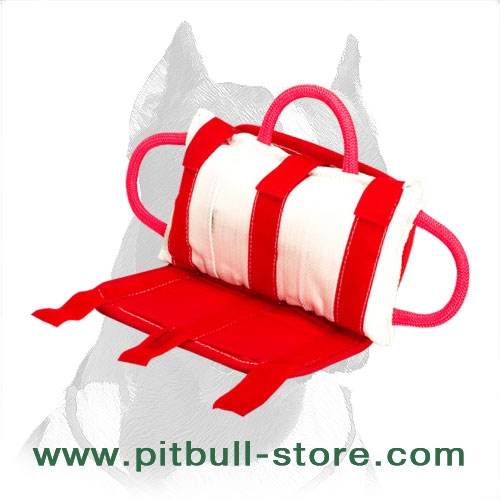 dog training bite pad for young and adult Pitbulls