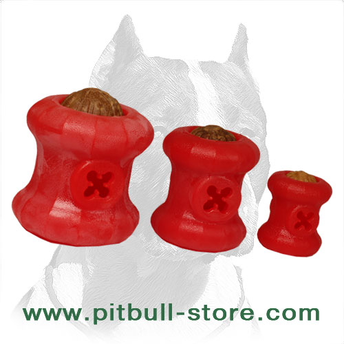 Pitbull dog fire plug toys totally dog-safe