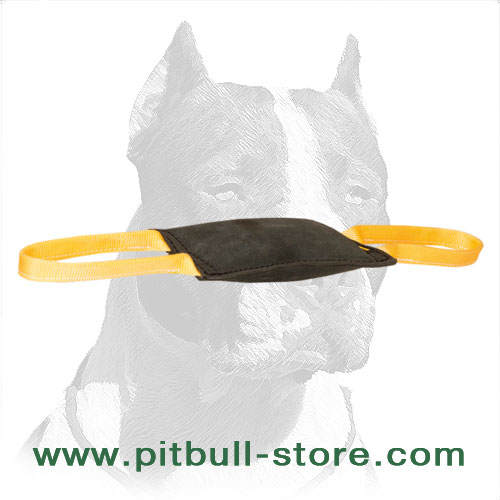 Covenient in use Pitbull bite tug