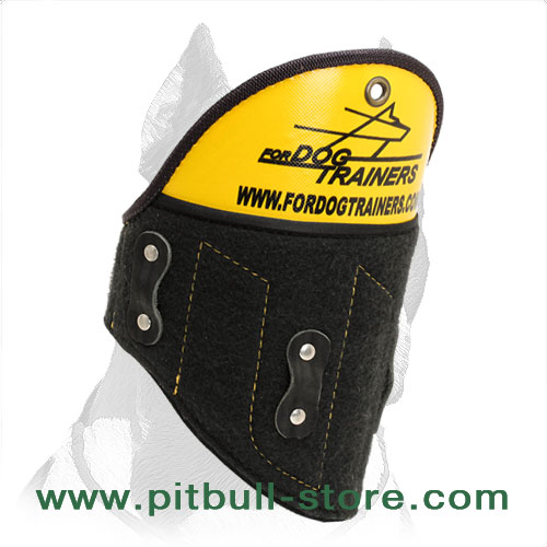Professional Pitbull training shoulder protector made of NK-material