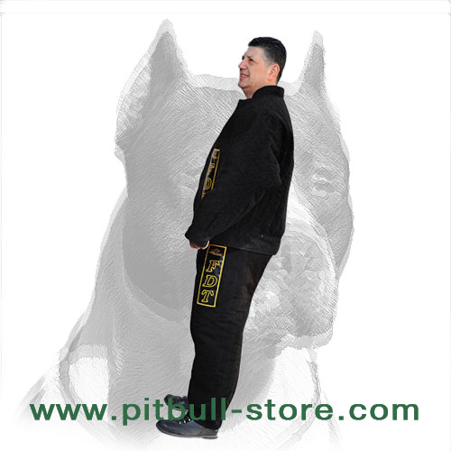 Completely Protective Pitbull Training Bite Suit