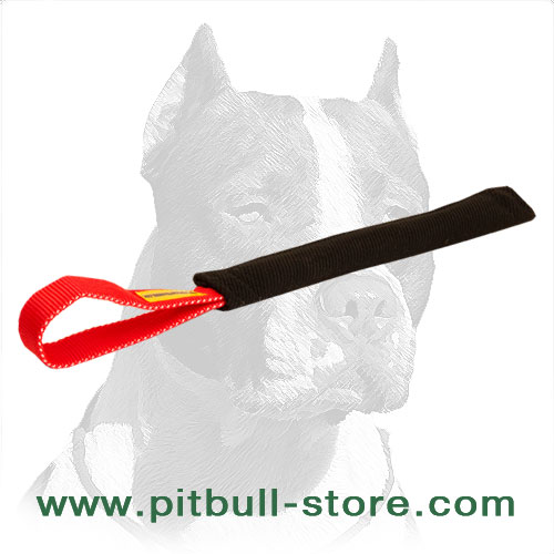 Tear-Proof Pitbull Dog Training Bite Tug