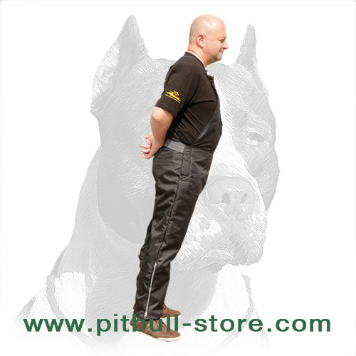 Protective Pitbull Training Scratch Pants