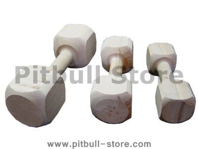 dog training dumbbells for Pitbull training pull click here!!