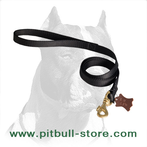 Pitbull dog leash 6 Ft long