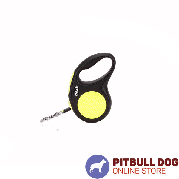 Everyday Neon Style Retractable Leash for Total Comfort