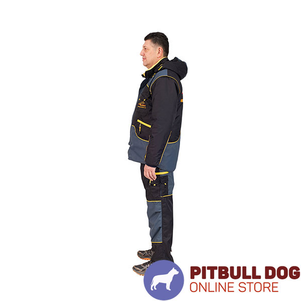 Comfortable Dog Bite Suit for Comfy Workout