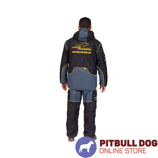 Designer Protection Suit for Dog Training