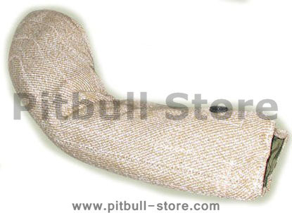 Intermediate Jute BITE SLEEVE - arm sleeve for Pitbull Training