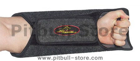Order Now Padded Gauntlet-Working Dogs Gauntlet for Pitbull Training