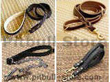 leather dog leashes-leather dog leads