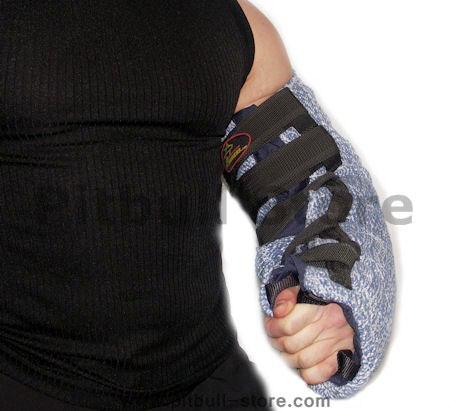 hidden bite sleeve